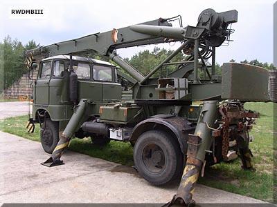 Autodrehkran ADK-70